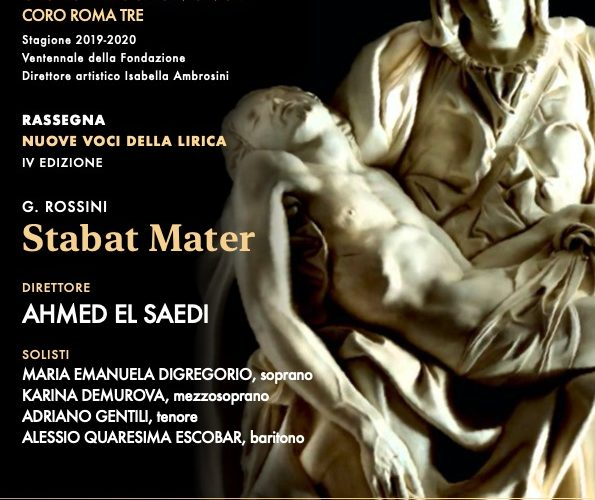 Si terrà venerdì 14 febbraio 2020 alle ore 20.30 in Roma, presso la Basilica di San Andrea della Valle, il concerto dell'Orchestra Roma Sinfonica e del Coro Roma Tre, nell'ambito […]