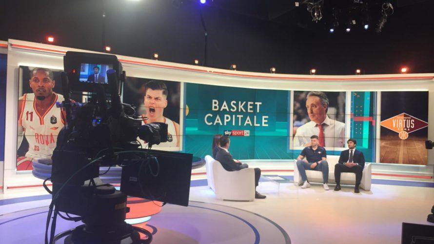 Pomeriggio prestigioso per la Virtus Roma quello di oggi, con il Presidente Alessandro Toti e Amar Alibegovic ospitati nel salotto di Sky Sport 24 da Sara Benci e Pietro Colnago […]