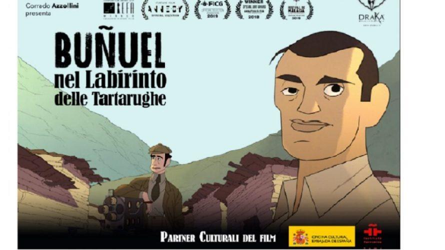 Ispirato alla graphic novel di Fermín Solís Buñuel in the labyrinth of the turtles e vincitore agli European Film Awards 2019 come miglior film d'animazione, Buñuel – Nel labirinto delle […]
