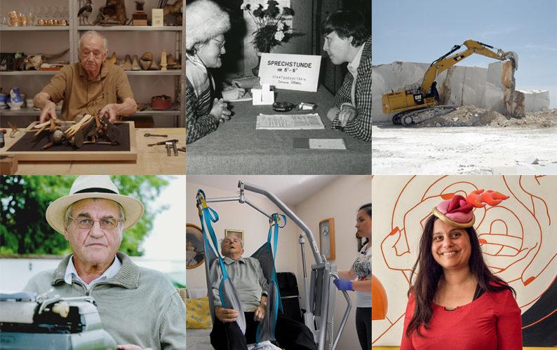 A nome del Consiglio di Amministrazione di Franz Grabner, la Diagonale è lieta di annunciare le nomination per il Premio Franz Grabner 2020. MIGLIOR DOCUMENTARIO CINEMATOGRAFICO: This Movie is a […]