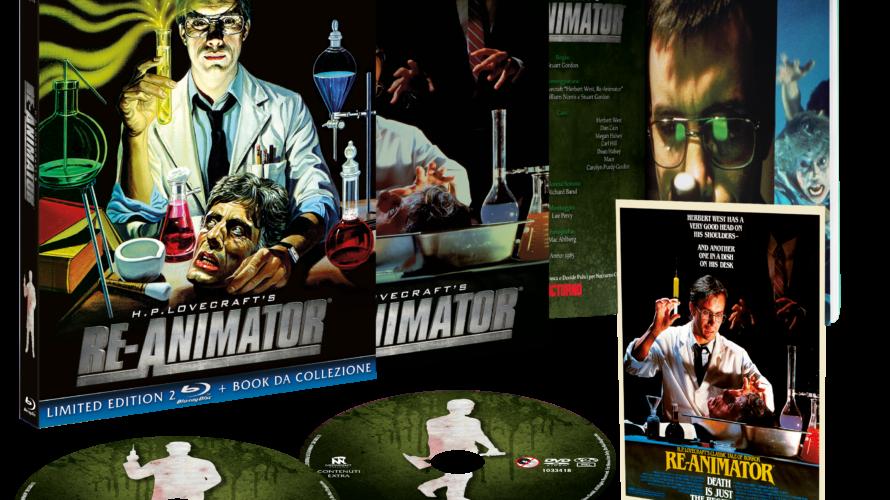 Koch Media è felice di annunciare che Re-Animator, il cult horror diretto nel 1985 dal compianto Stuart Gordon, fa il suo ingresso nella collana Midnight Classics! La Collector's Edition sarà […]