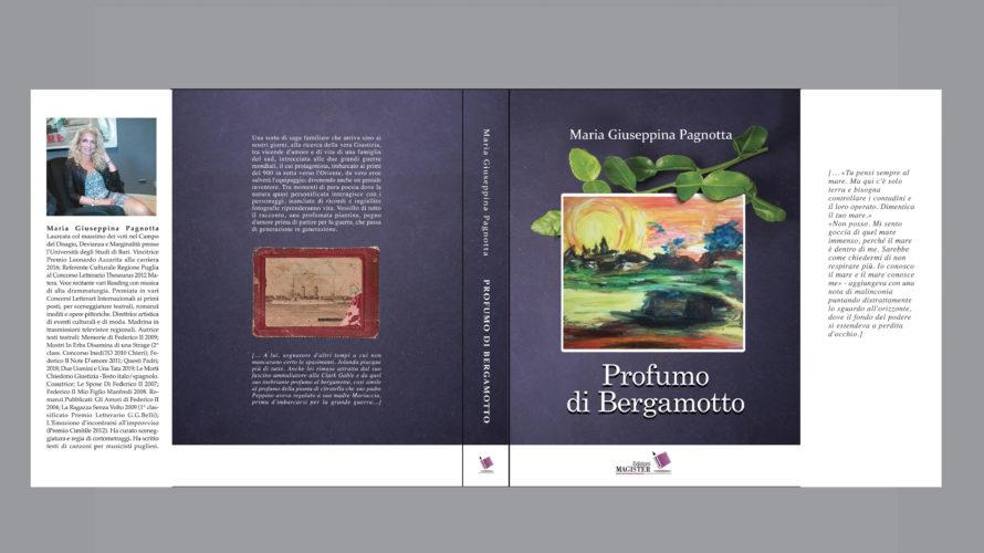 """""""Profumo di Bergamotto"""", Edizioni Magister, l'ultima fatica letteraria della scrittrice e sceneggiatrice Maria Giuseppina Pagnotta, vincitrice di svariati premi internazionali, ha visto la luce a dicembre 2019, un decennio dopo […]"""