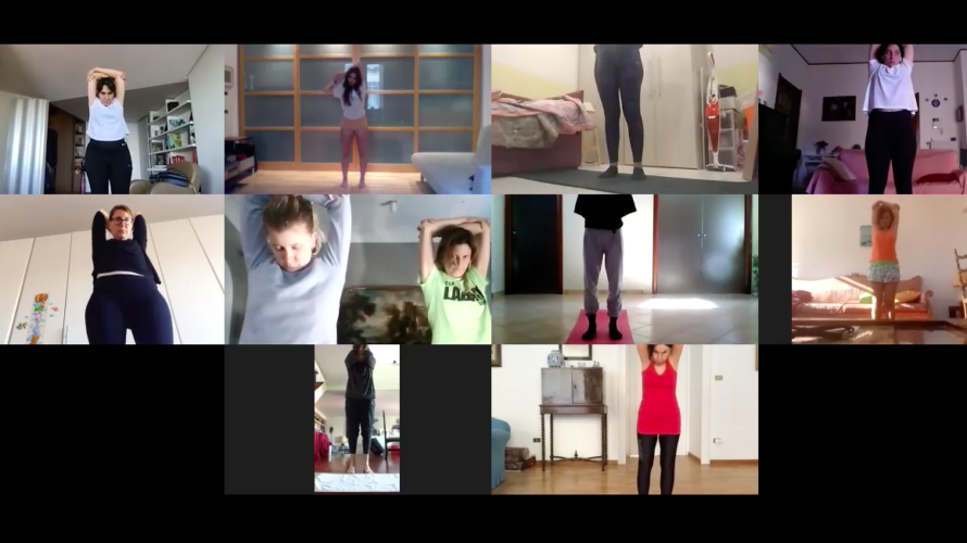 """La scuola internazionale di danza Claudia Sales Labart Dance continua la strada del training digitale, personalizzando i corsi. """"Abbiamo deciso di proseguire anche nei mesi di giugno e luglio il […]"""