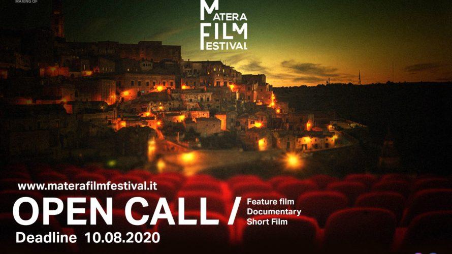 Aperte le iscrizioni alla prima edizione del Matera Film Festival, che si terrà dal 17 al 19 Settembre 2020 nella città dei Sassi. Il Festival si articola in tre sezioni […]