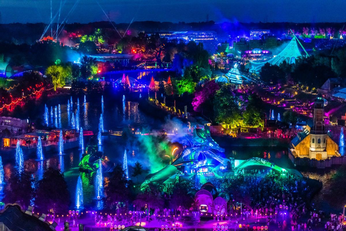 Tomorrowland 2019 webres