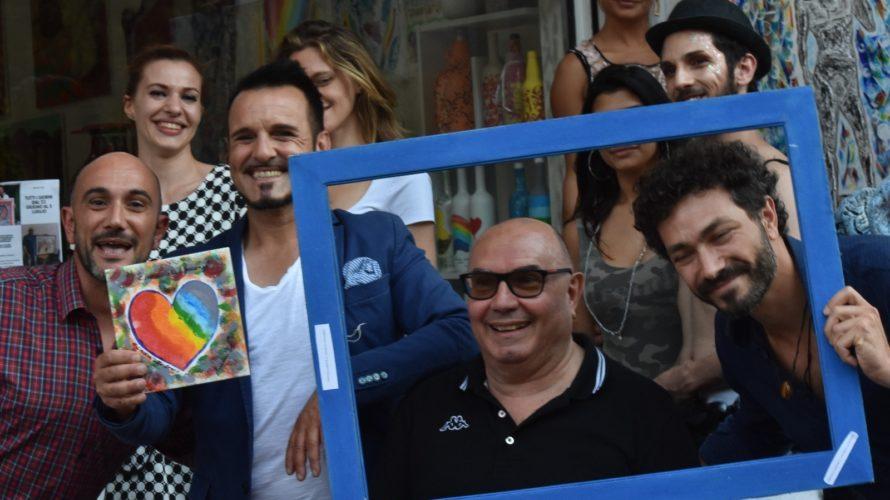 È stata inaugurata a Roma, presso Il Forte dell'arte, la mostra Uniti nell'arte colorando la vitacon le opere di Francesco Forte e del maestro Fabio Cardinali. L'evento si è svolto […]