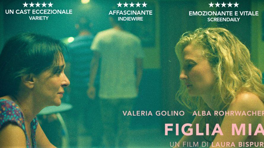 Stasera in tv su Rai 3 alle 00,00 Figlia mia, un film del 2018 diretto da Laura Bispuri, con protagonista Valeria Golino e Alba Rohrwacher. Scritto e sceneggiato da Francesca […]