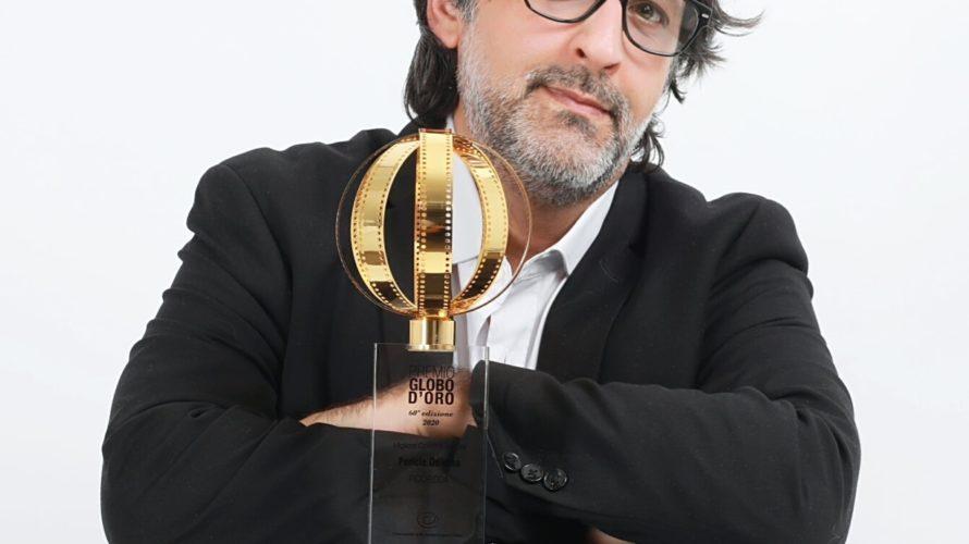 """Le recenti premiazioni per il prestigioso Globo d'oro hanno visto la vittoria di PERICLE ODIERNA per la miglior colonna sonora del 2020 grazie alla musica del film """"PICCIRIDDA"""". L'opera musicale […]"""