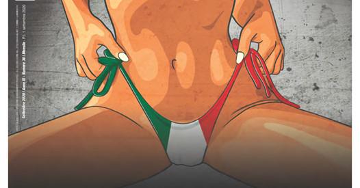 Da simbolo di emancipazione ad emblema del male: sembra essere questa la triste parabola dell'organo sessuale femminile: «Sono passati anni da quando le femministe scendevano in strada congiungendo pollice e […]