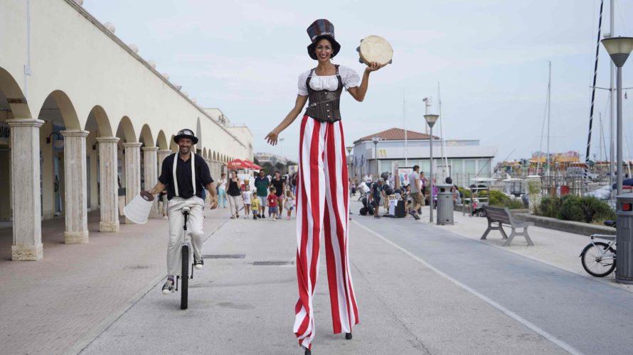 Si è conclusa domenica 20 settembre 2020, laPrima Edizione del Roma International Buskers Festival. Una tre giorni dimusica e arte di strada a 360°che ha animatoil Porto Turistico di Roma. […]