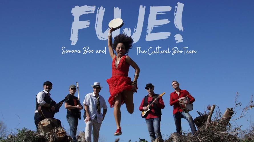 """E' fuori """"Fuje"""" il primo album di Simona Boo con il Cultural Boo Team,nove tracce di un percorso autobiografico della cantautrice napoletana di origini nigeriane, un mix di ritmo e […]"""