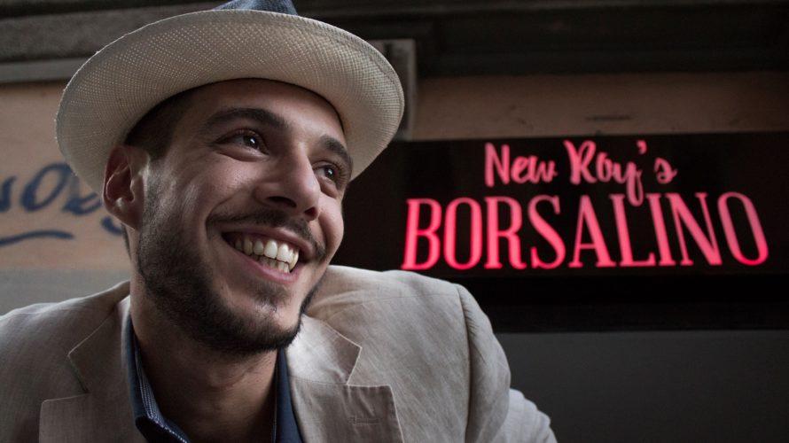 """""""Borsalino"""" è il titolo del nuovo singolo e videoclip del musicista romano Ras Mat-I, disponibile da martedì 20 ottobre in tutte le piattaforme digitali. Ras Mat-I, nome d'arte di Matteo […]"""