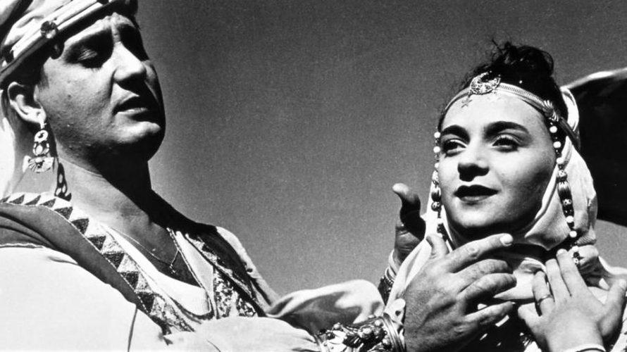 Stasera in tv su Rai Storia alle 21,10 Lo sceicco bianco, un film del 1952 diretto da Federico Fellini. Da un soggetto di Michelangelo Antonioni, con la sceneggiatura di Federico […]