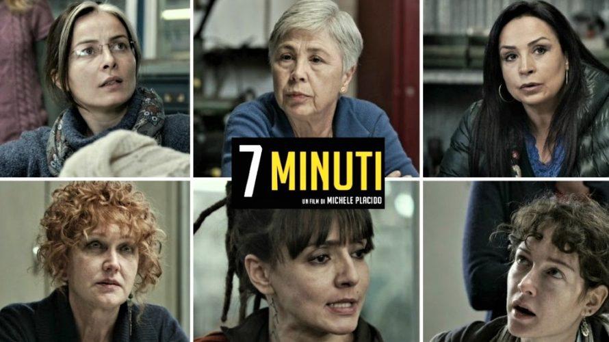 Stasera in tv su Rai Movie alle 21,10 7 minuti, un film del 2016 diretto da Michele Placido. È ispirato a una storia realmente accaduta in Francia a Yssingeaux ed […]