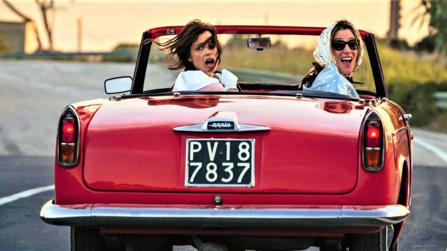 Stasera in tv su Rai Movie alle 21,10 La pazza gioia, un film del 2016 diretto da Paolo Virzì, con protagoniste Valeria Bruni Tedeschi e Micaela Ramazzotti, per la sceneggiatura […]