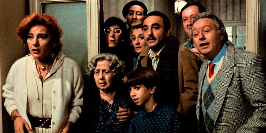 Stasera in tv su La7 alle 21,30 Parenti serpenti, un film del 1992 diretto da Mario Monicelli. Scritto e sceneggiato da Carmine Amoroso, con la collaborazione di Suso Cecchi d'Amico, […]