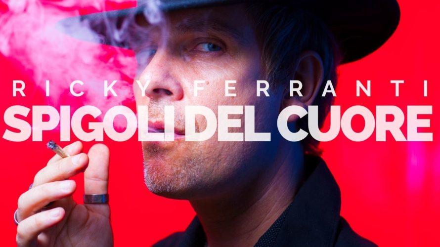 """Il 27 novembre è uscito """"Spigoli del Cuore"""" il nuovo brano di Ricky Ferranti.Un brano su cui è impossibile rimanere immobili e allo stesso tempo ci si commuove di fronte […]"""