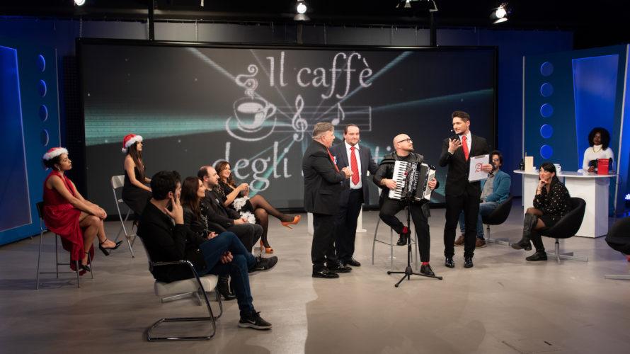 Nuovo appuntamento il 21 Dicembre 2020, sulle frequenze di Odeon 24, canale 177 del digitale terrestre, a partire dalle 21:55 con Il Caffè degli Artisti, prodotto da Alfonso Stagno con […]