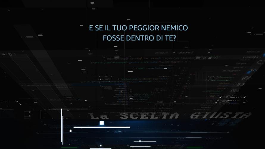 L'esordio in cabina di regìa del montatore romano Andrea D'Emilio avviene all'insegna dello stilismo visivo. L'opera prima, La scelta giusta, distribuita su Prime Video e CHILI, prende esplicitamente le mosse […]