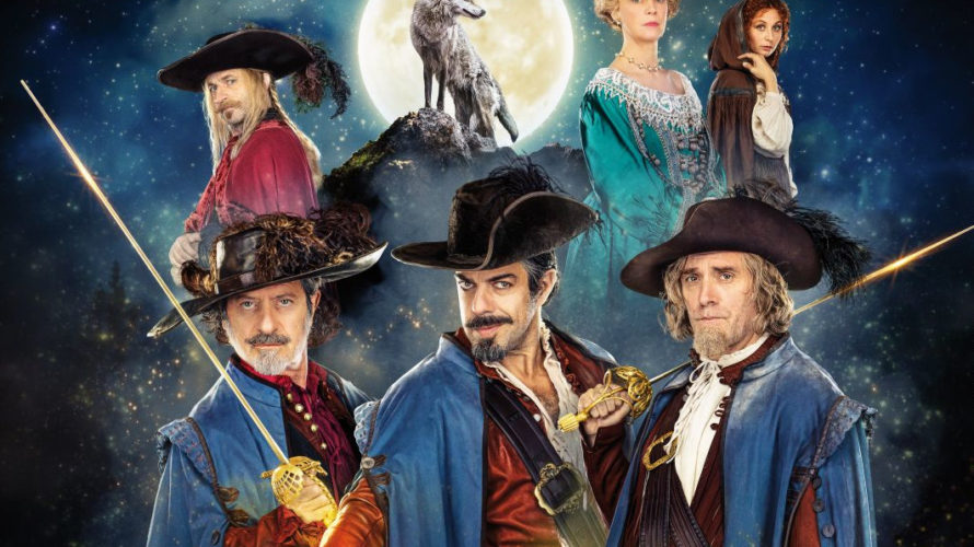 Il diritto alla fantasia sta decisamente a cuore al cast di Tutti per 1 – 1 per tutti, in prima assoluta dal 25 Dicembre 2020 su Sky e in streaming […]
