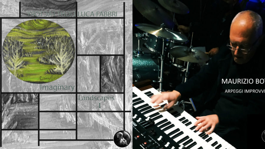 """Due album che rappresentano autentiche strenne pre e post natalizie arricchiscono in questi giorni la discografia di Ambiotic Records: """"Imaginary Landscapes"""" di Luca Fabbri e """"Arpeggi Improvvisati"""" di Maurizio Botti, […]"""