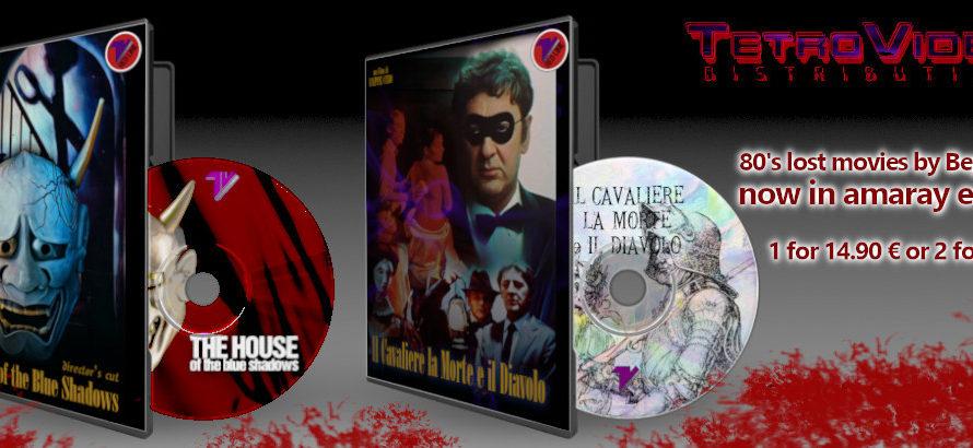 Il Cavaliere, la Morte e il Diavolo (1983) e La casa del buon ritorno (1986) sono i film a cui è dedicata la promozione speciale di TetroVideo. Solo per pochi […]