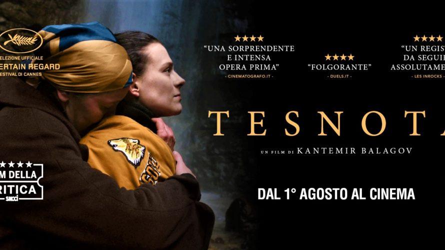 Stasera in tv in prima visione su Rai 5 alle 21,15 Tesnota, un film del 2017 diretto da Kantemir Balagov. È il film di debutto del regista ed è stato […]