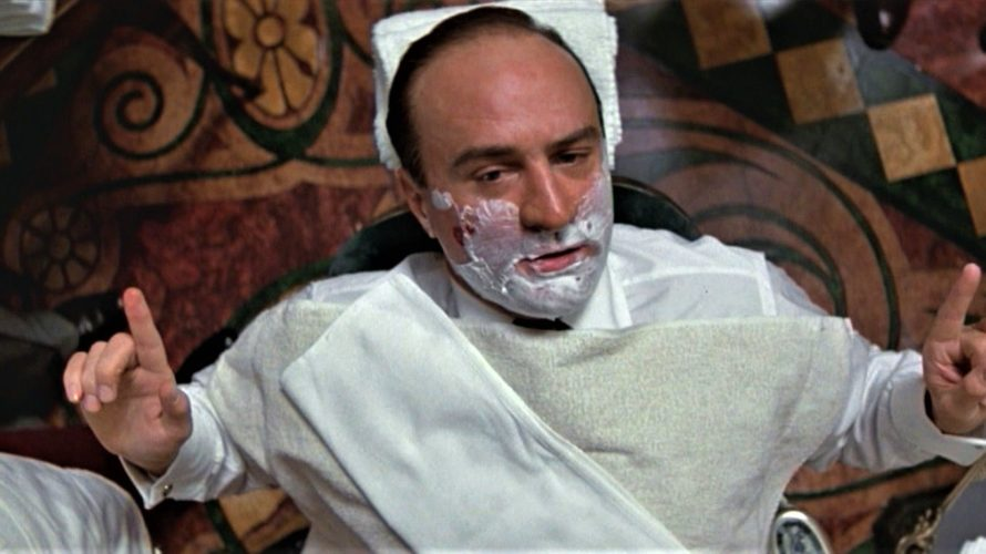 Stasera in tv su Nove alle 23,30 The Untouchables – Gli intoccabili è un film del 1987 diretto da Brian De Palma e scritto da David Mamet. Il cast annovera […]