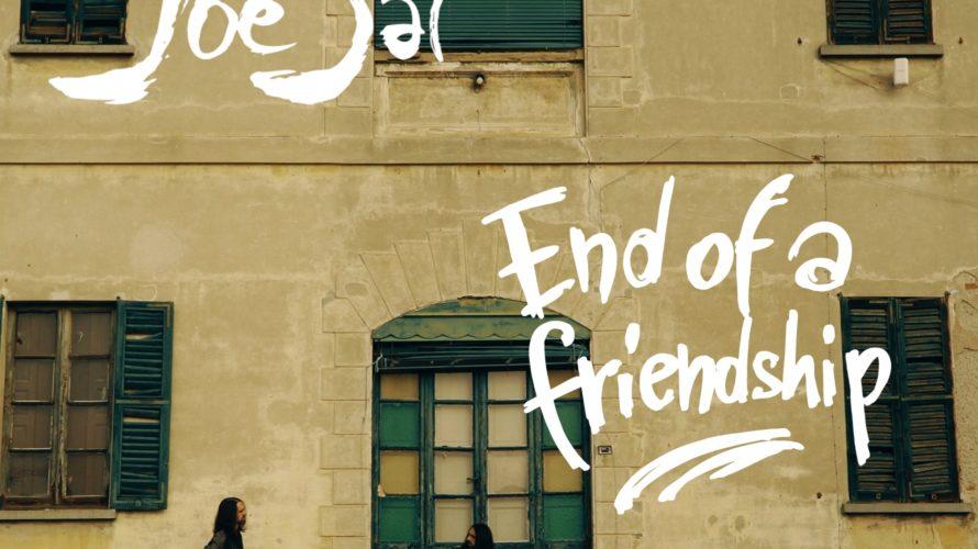 """Da oggi, venerdì 15 gennaio, è disponibile in digital download e sulle maggiori piattaforme streaming """"End of a Friendship"""", il nuovo singolo del cantante e chitarrista milanese Joe Sal (https://smarturl.it/JSEOAF). […]"""