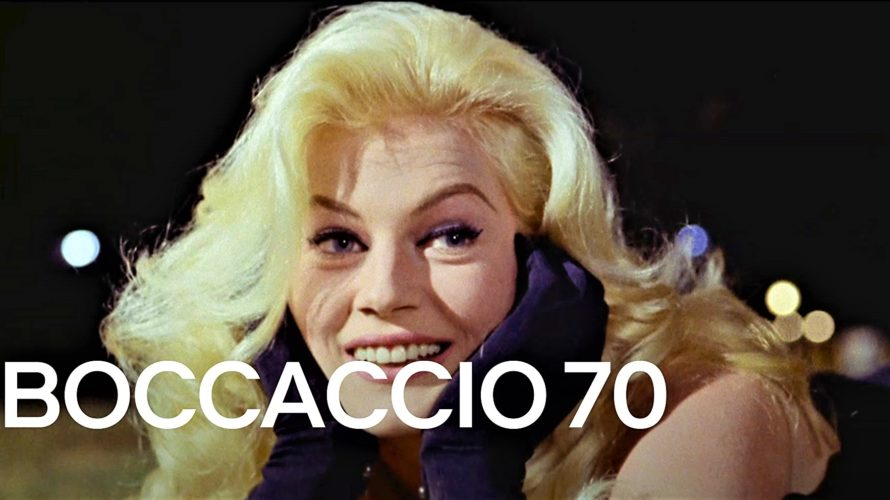 Stasera in tv su Cine34 alle 21 Boccaccio '70, un film del 1962 in quattro episodi diretti da Vittorio De Sica, Federico Fellini, Mario Monicelli e Luchino Visconti. Nell'edizione estera […]