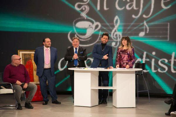 Il Caffè degli Artisti di Alfonso Stagno torna come ogni settimana con un nutrissimo parterre di ospiti, con la strana coppia Antonio Delle Donne – Carlo Senes a fare gli […]