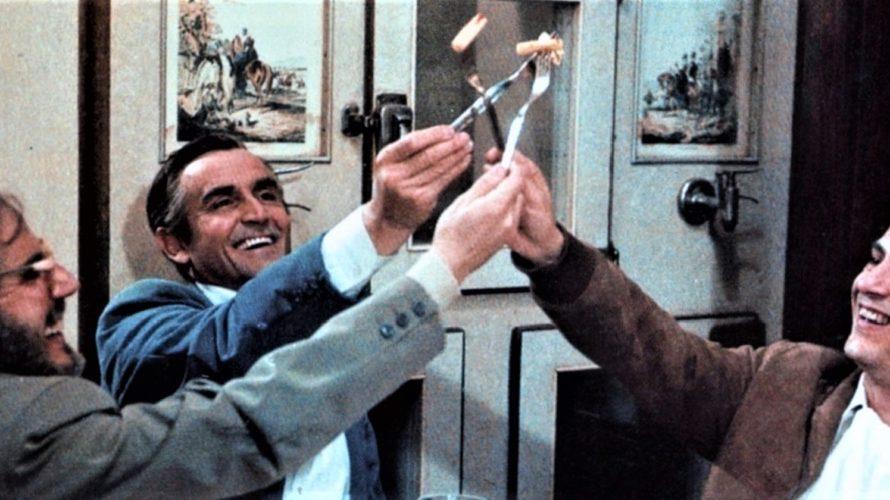 Stasera in tv su La7 alle 21,20 C'eravamo tanto amati, un film del 1974, diretto da Ettore Scola e interpretato da Vittorio Gassman, Nino Manfredi, Stefania Sandrelli, Stefano Satta Flores, […]