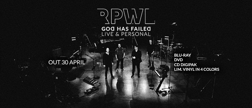 God Has Failed è stato il debut album degli RPWL, la più nota ed acclamata prog rock band proveniente dalla Germania. Un lavoro che ha immediatamente catapultato la formazione all'attenzione […]