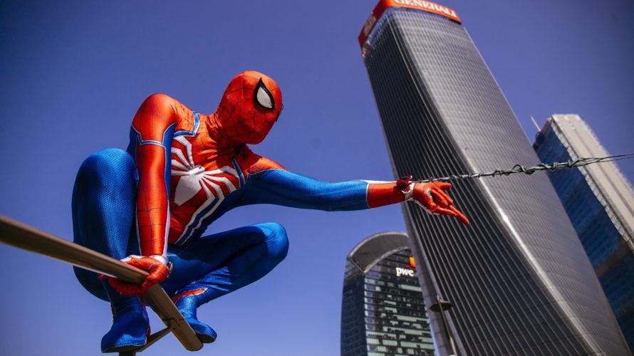 """Lbcosplay, parlaci di te e del progetto """"Spider Woman"""" Ciao a tutti! Il mio nome è Flavio, sui social sono conosciuto come LIGHTINGBOLT COSPLAY o Lbcosplay Come è stato prendere […]"""