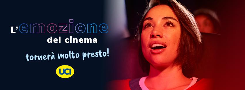 """UCI Cinemas annuncia una riapertura delle proprie strutture al pubblico a partire da metà Maggio 2021. """"L'emozione del cinema tornerà molto presto"""". Si tratta del primo messaggio della nuova campagna […]"""