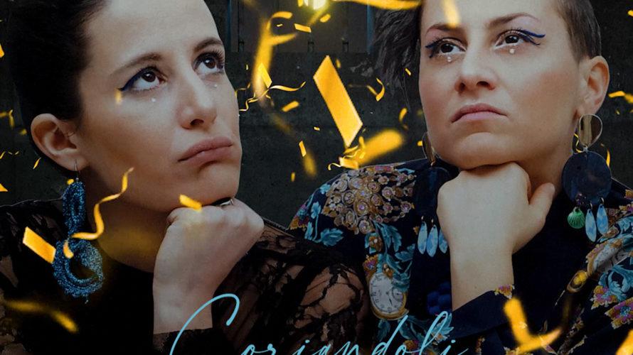 """Fuori dal 16 aprile """"Coriandoli"""", il nuovo singolo del duo Yayanice. Il brano è il quarto estratto dal disco Gu.A.St.O., in arrivo nel 2021, l'unico tra tutti i pezzi ad […]"""