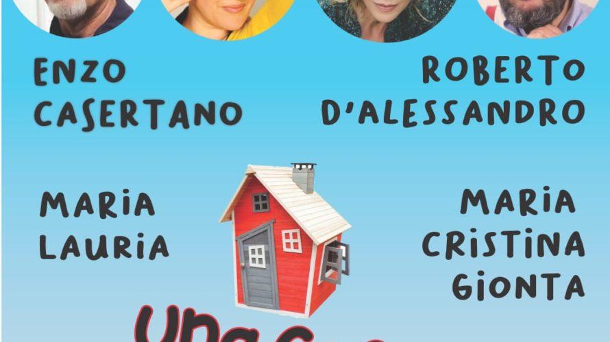 """Al Teatro Manzoni debutta """"Una casa di pazzi"""", spettacolo ispirato alla grande commedia all'italiana. Con Enzo Casertano, Roberto D'Alessandro, Maria Lauria, Maria Cristina Gionta, regia Silvio Giordani. Dal 25 maggio […]"""