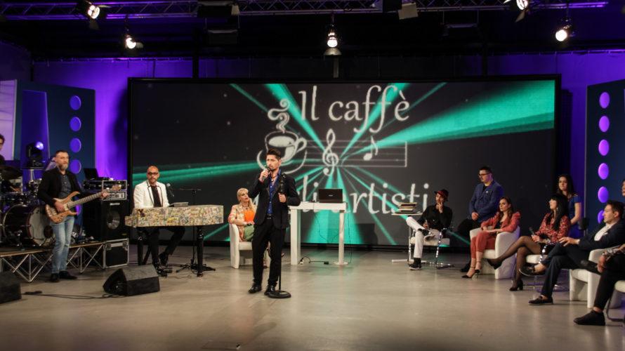 Il Caffè degli Artisti di Alfonso Stagno torna a farvi compagnia anche il 17 Maggio 2021, come ogni Lunedì, alle ore 22 su Odeon, canale 177 del digitale terrestre, con […]