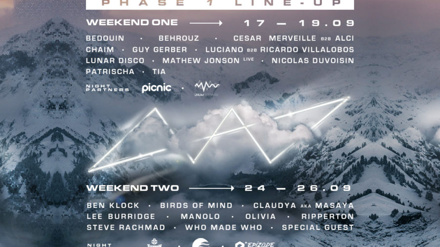 Caprices, il festival alpino più iconico e spettacolare, torna nell'elegante Crans Montana, in Svizzera Francese, per la sua 18esima edizione. Vincitore nel 2018 dei Dj Awards a Ibiza nella categoria […]