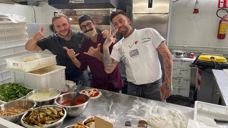 La Città della Pizza a Roma è l'evento popolare più famoso dell'anno dedicato al piatto più amato degli italiani, e nel cast dei sessanta migliori pizzaioli d'Italia, quest'anno, è stato […]