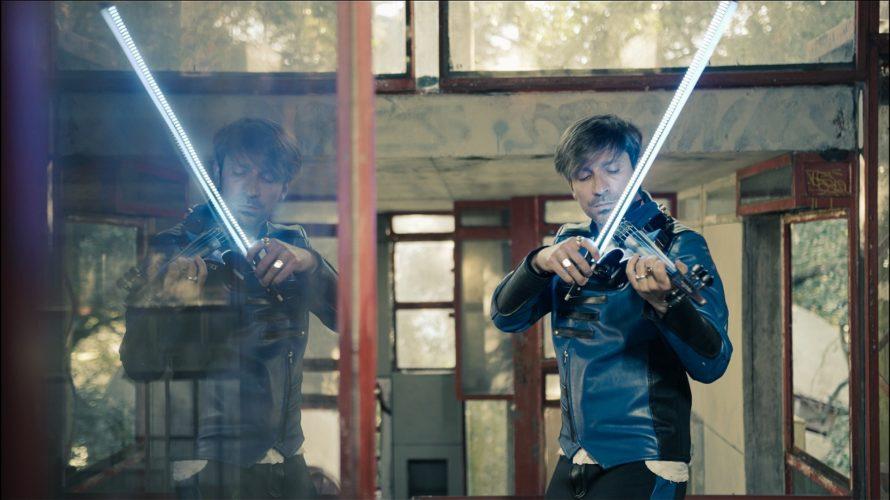 """S'intitola GoodMorningSun, la nuova canzone del violinista elettrico Andrea Casta, disponibile su tutte le piattaforme musicali. Casta, il violinista """"Jedi"""" noto al grande pubblico per il suo archetto luminoso come […]"""