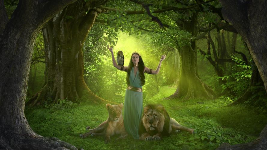 Chi è Inanna? Inanna era la dea Sumera dell'amore, del raccolto, ma anche della giustizia e della guerra. Era la dea della dualità, innalzata a dea principale dalla sacerdotessa Enheduanna […]