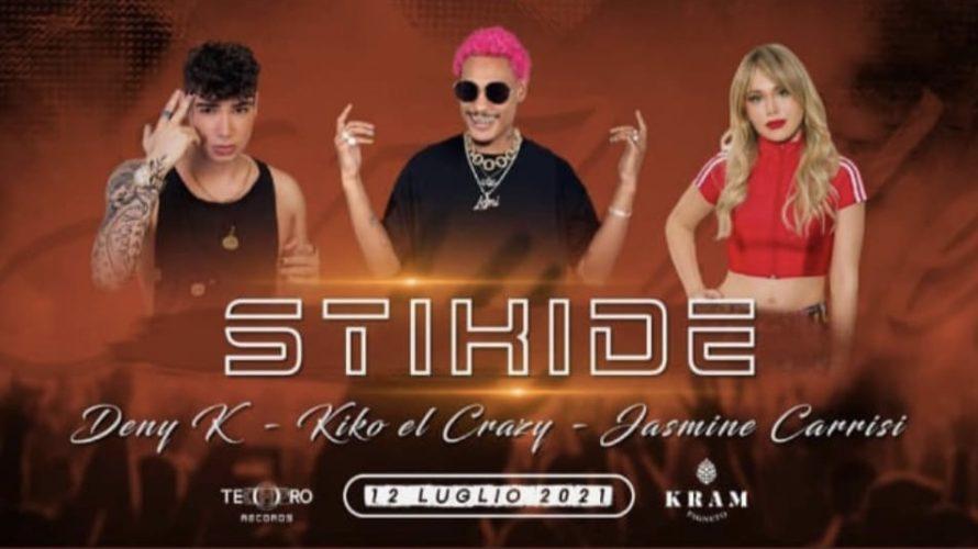 Deny K presenta in anteprima mondiale nella cornice del Kram il suo nuovo singolo in collaborazione con Jasmine Carrisi e Kiko El Crazy, stella da oltre 1,2 milioni di follower. […]