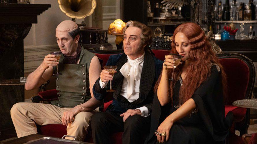 Produzione Italian International Film con Rai Cinema, arriverà nelle sale il 25 Novembre 2021 Una famiglia mostruosa, diretto da Volfango De Biasi. Il cast è costituito da Massimo Ghini, Lucia […]