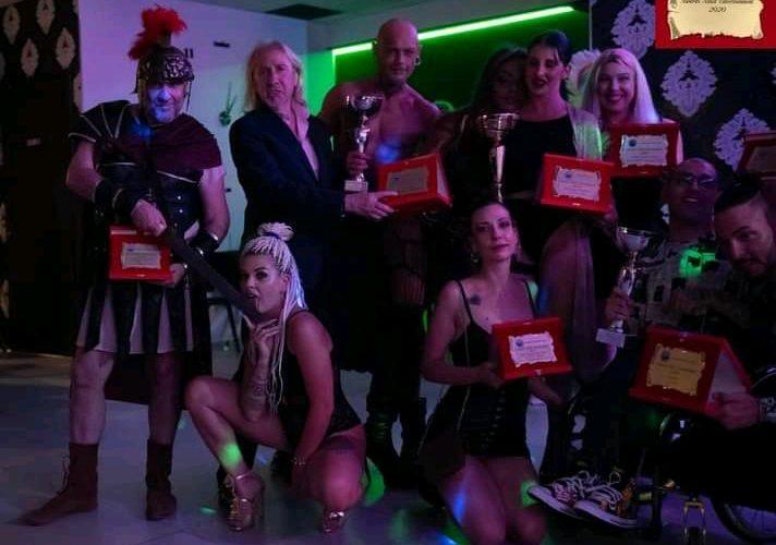 """Mercoledì 21 luglio u.s, a Torino si è svolta la premiazione degli """"Awards Adult Entertaintanment 2020"""". Heidy Cassini insieme a Piero Cavallari e a tutto il fantastico staff di Hard […]"""