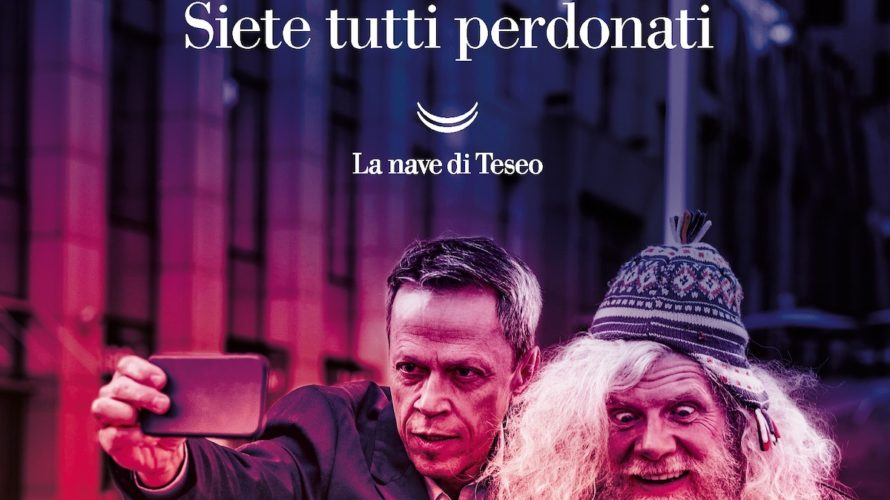 """L'elemosina può diventare cool? Un quesito al quale Enrico Dal Buono risponde con il nuovo romanzo """"Siete Tutti Perdonati"""" (La Nave di Teseo). Un romanzo che entra nelle contraddizioni del […]"""