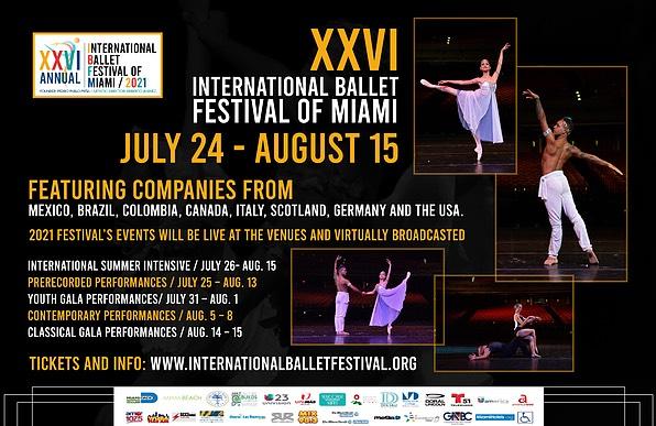 Torna, dopo un anno di fermo dovuto al Covid, uno degli appuntamenti internazionali di danza più importanti: l'International Festival Ballet di Miami, in Florida, giunto alla sua XXVI edizione. Presente […]