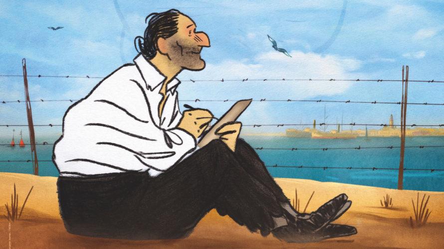 Josep racconta la vita di di Josep Bartolì, illustratore catalano che, dopo la guerra civile in Spagna, fuggì in Francia nel 1939 per evitare la dittatura di Franco. Insieme ad […]