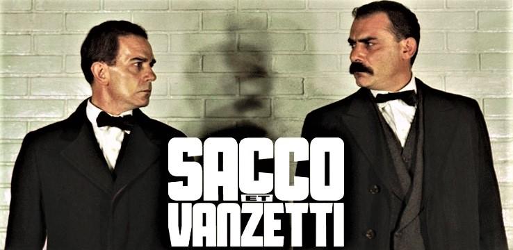 Stasera in tv su Rai Storia alle 21,10 Sacco e Vanzetti, un film del 1971 diretto da Giuliano Montaldo, con Gian Maria Volonté e Riccardo Cucciolla. Il film narra la […]