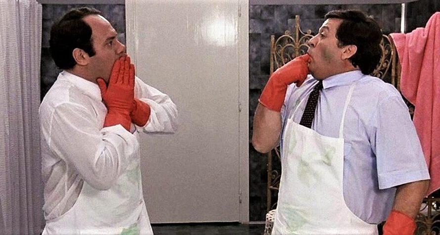 Stasera in tv su Cine 34 alle 21 7 chili in 7 giorni, un film italiano del 1986 diretto da Luca Verdone ed interpretato da Carlo Verdone e Renato Pozzetto. […]